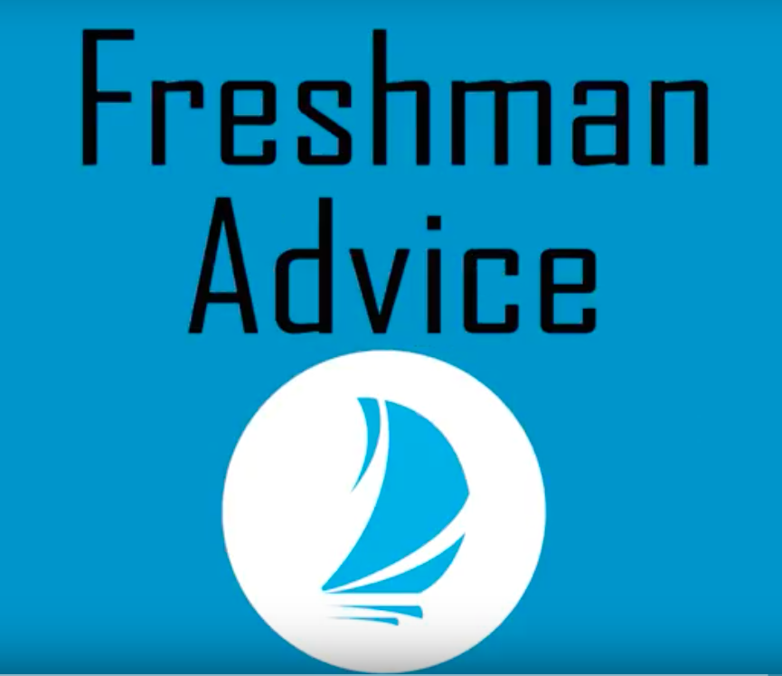 Man on the Street: Freshman Advice