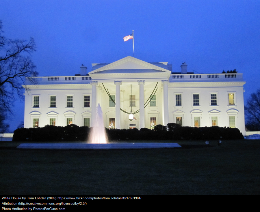 The government faces a shutdown if they don't come to an agreement. Photo provided by Tom Lohdan off Flickr
