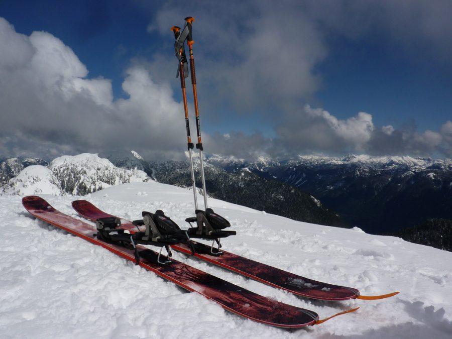Eco-Adventure hosting ski/snowboarding trip