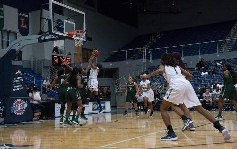 Women's basketball falls against rival JU