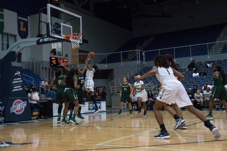 Women's basketball falls against rival JU