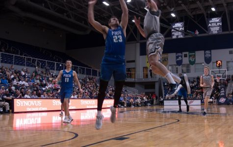 Men's basketball Comeback Ends Short Against FGCU