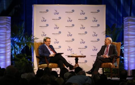 Supreme Court Justice Stephen Breyer visit to UNF