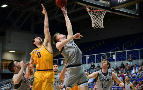 Men's Basketball Overtakes Lipscomb