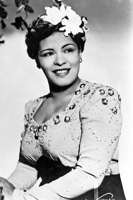 Know Our Names: The Story of Billie Holiday