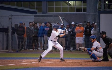 Baseball gets shutout at home by top ranked Florida