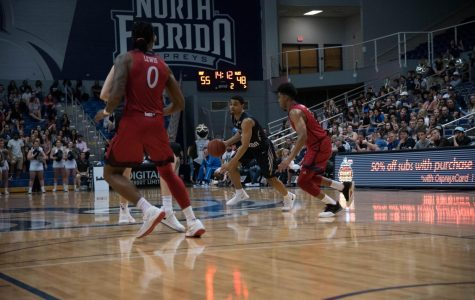 UNF tops NJIT to close out Homecoming Week