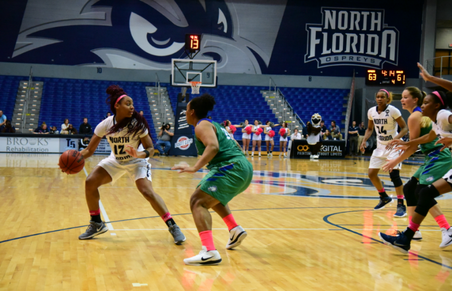 No Repeat Victory in Women's Basketball Rematch Against FGCU