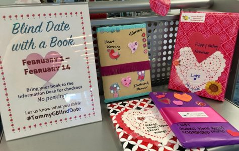 Blind Date with a Book: An early Valentine's and love letter to literature