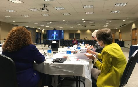 Presidential Search Update: Committee interviews final candidates