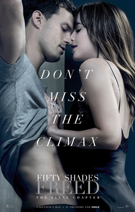 'Fifty Shades Freed': more pain than pleasure