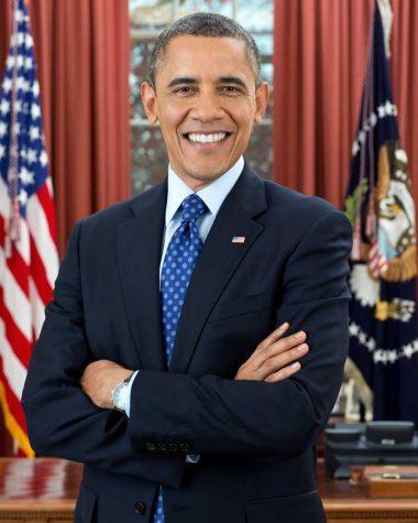 <i> Former President Barack Obama </i>
