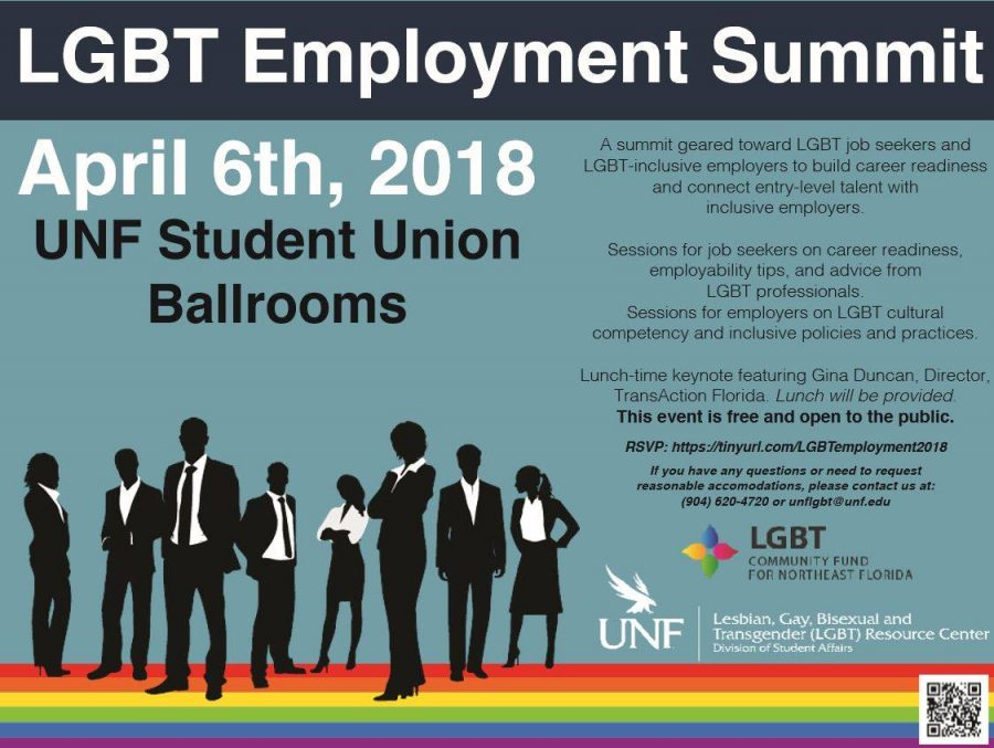 LGBT Center holding inclusive employment event