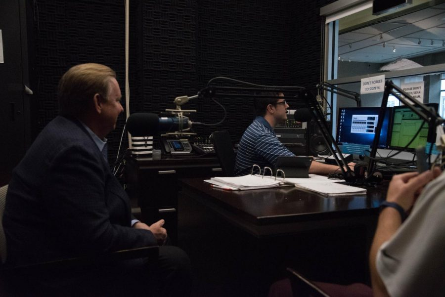 UNF President John Delaney sits down with Spinnaker Radio to talk about his legacy as president.