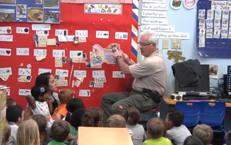 Behind the Badge: UPD Chief reads to preschoolers