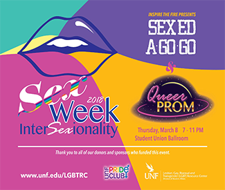 """InterSEXionality"" Sex Week 2018"