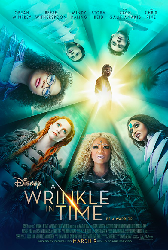 'A Wrinkle in Time' needs to be ironed out