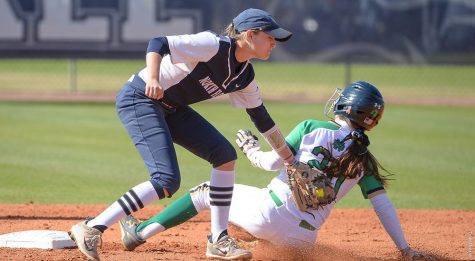 Fighting Irish sweep Ospreys in double header