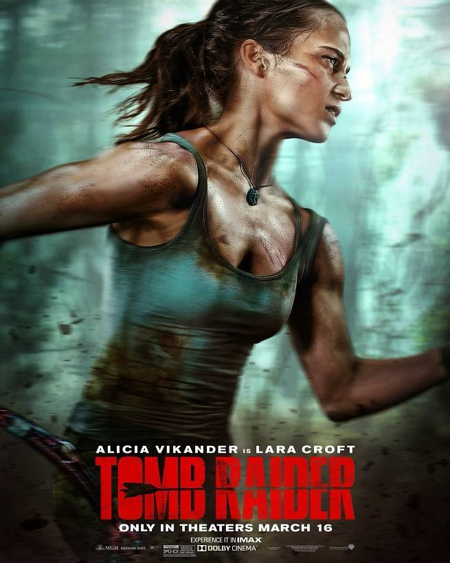 'Tomb Raider' is a shadow of an adaptation