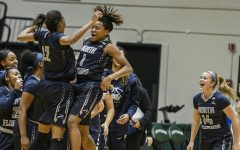 North Florida women's basketball stuns the Hatters in an overtime thriller in ASUN Quarterfinals