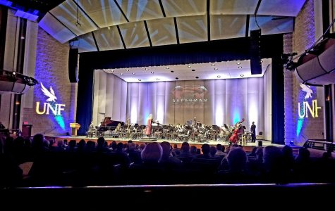 The Final Downbeat: UNF Wind Symphony conductor honored at retirement concert