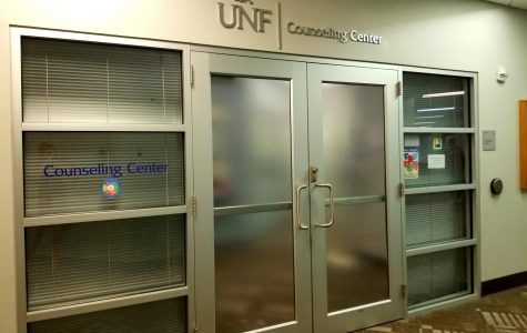 The UNF Counseling Center.