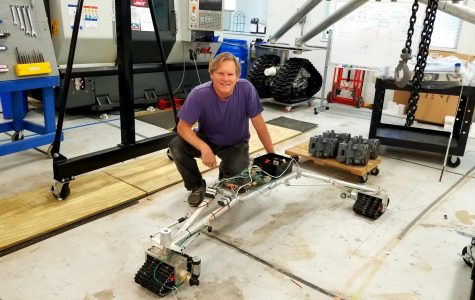 UNF professor makes waves with new surf rover