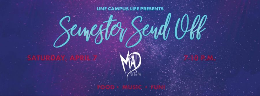 Semester send-off party