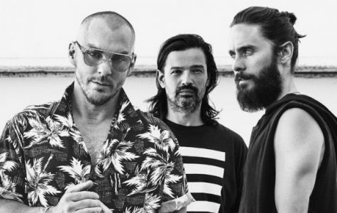"Thirty Seconds to Mars fall victim to their ego on ""America"""