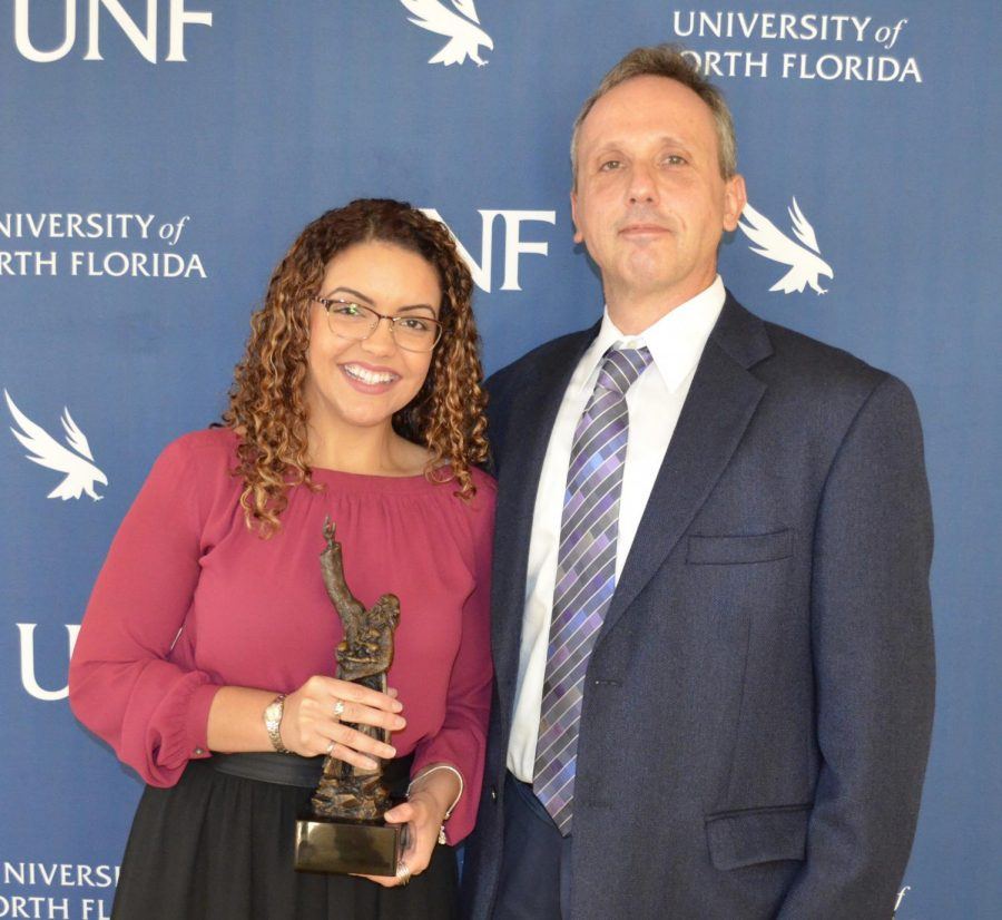 UNF to honor students with exceptional service history at spring commencement