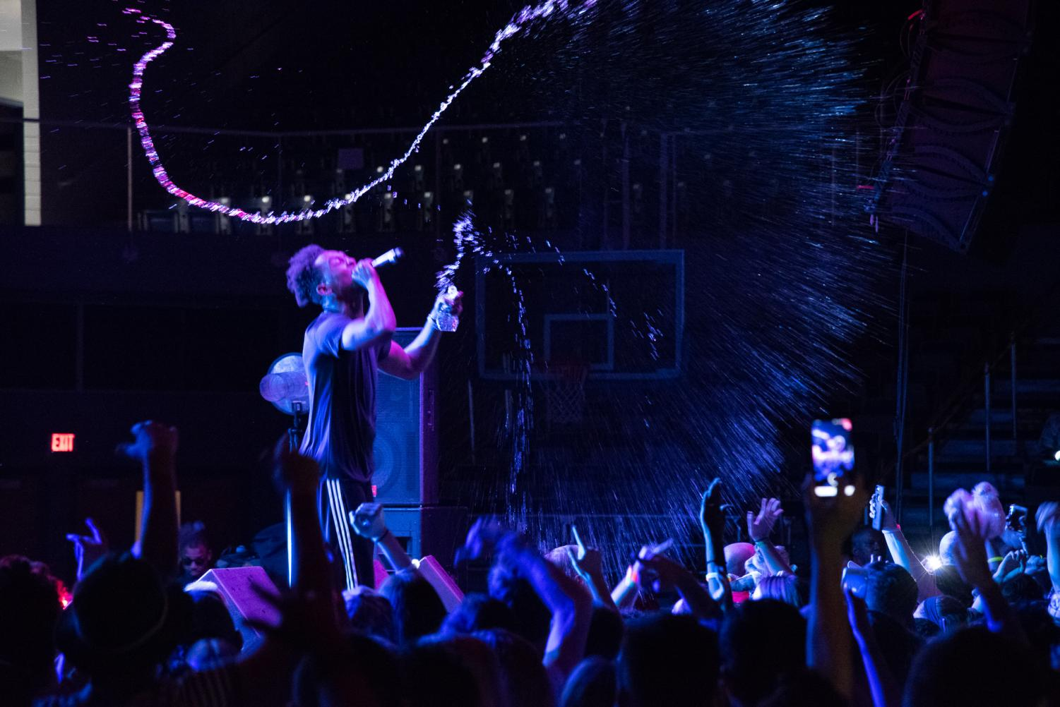 Desiigner+douses+the+crowd+in+water%0APhoto+by+Khorri+Newton