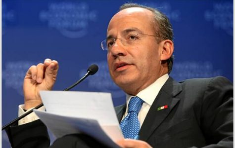 Felipe Calderón, former President of Mexico, talks immigration and more at UNF