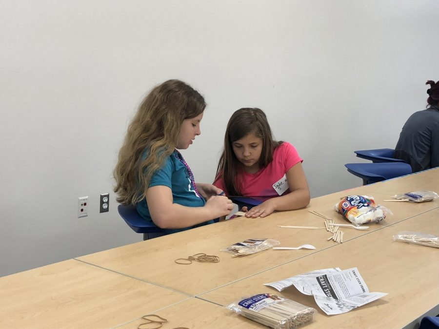 Shoot for the stars and maybe Mars: Introduce a Girl to Engineering Day