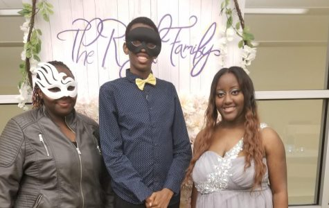 UNF Royal Family's first annual Charity Masquerade Ball