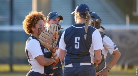 UNF Softball upsets FGCU in first round win