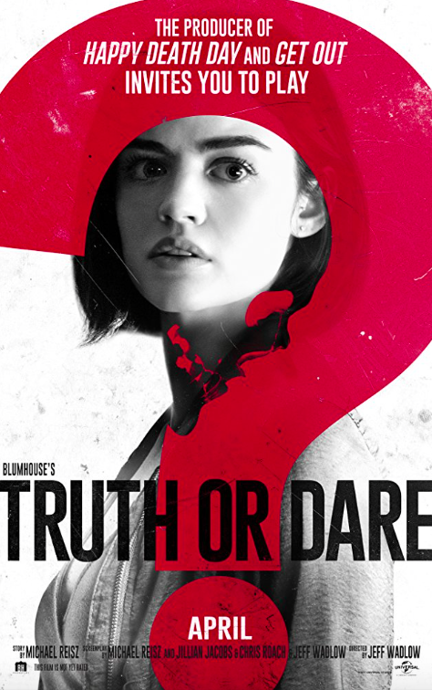 'Truth or Dare' plays to lose