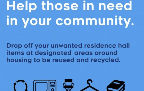 Donate your unwanted mini-fridge while you move-out at the UNF Give and Go sites