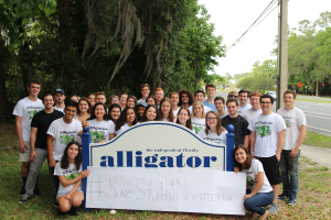The Independent Florida Alligator staff