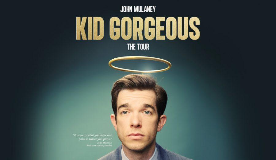 John Mulaney's 'Kid Gorgeous' tour comes to Jacksonville