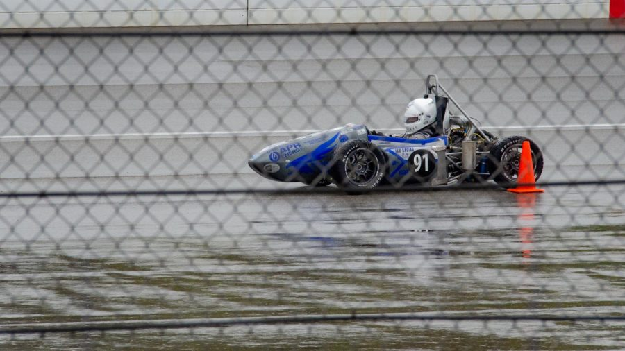 The Osprey Racing team takes Formula SAE Michigan