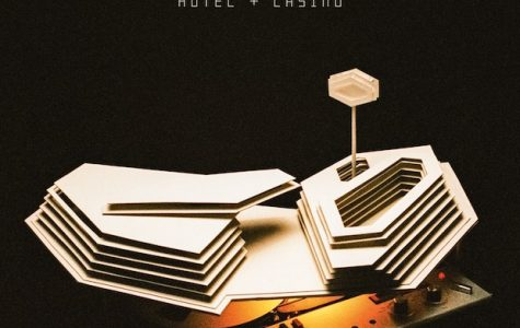 "One giant leap: ""Tranquility Base Hotel & Casino"" shows new maturity for the Arctic Monkeys"