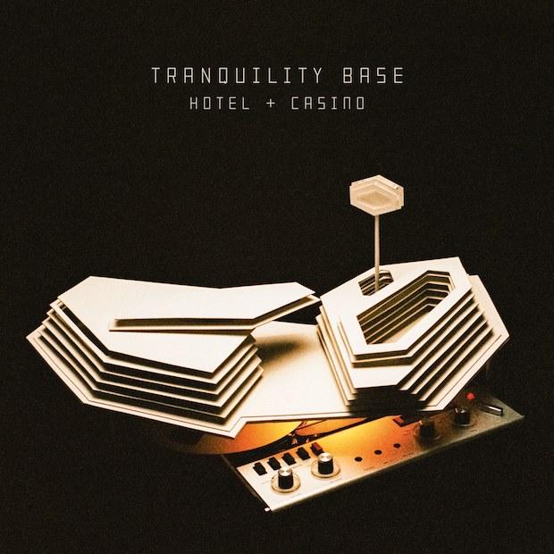 Arctic Monkey's new album,
