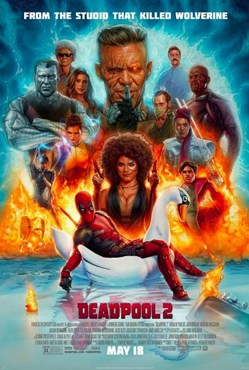 'Deadpool 2' suffers from sequelitis