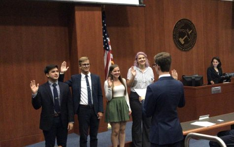 UNF Senate confirms the final members of the 2018-2019 Student Government Administration