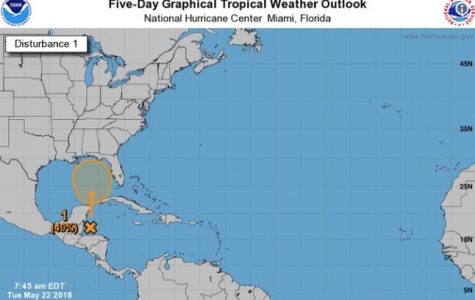 Local weather update: Potential tropical system could lead to continued rainfall
