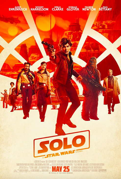'Solo' flies just a bit too casually