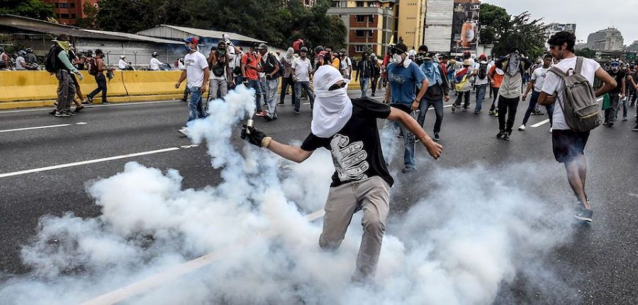 The Venezuelan Struggle: UNF students share their experience