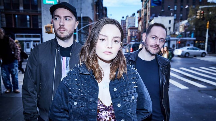The band CHVRCHES