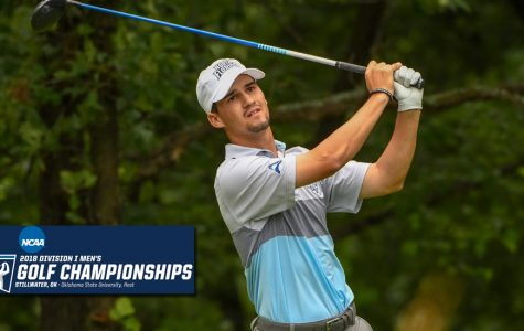Men's Golf concludes season, Knowles finishes ninth overall in National Championship