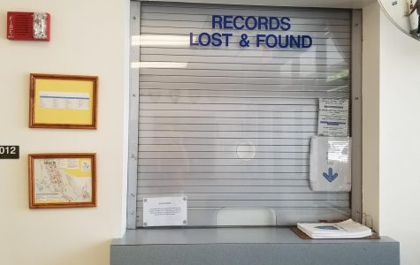 Where to Find UNF's Lost and Found